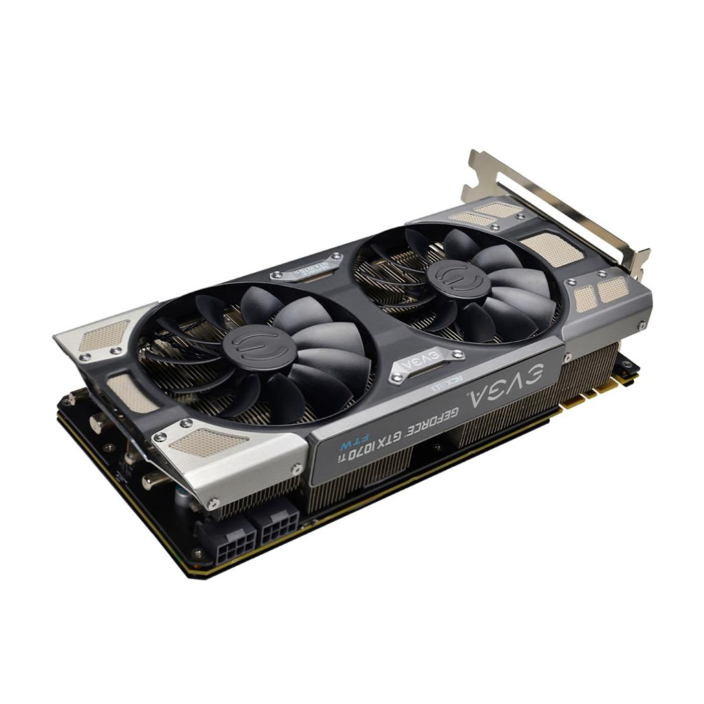 EVGA GeForce GTX 1070 Ti Ultra Silent Gaming 8GB GDDR5, ACX 3.0+