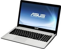 "ASUS X501A-XX277H, Windows 8/10 64bit, Intel Celeron B830 DualCore 1.8GHz CPU, 4GB RAM, 750 GB HDD, 15.6"" (LED slim) bílá"