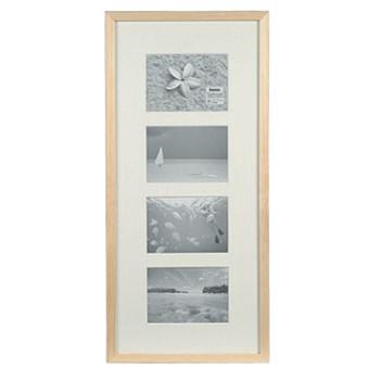 Hama rámeček dřevěný Galerie STOCKHOLM, přírodní, 20x61cm/4