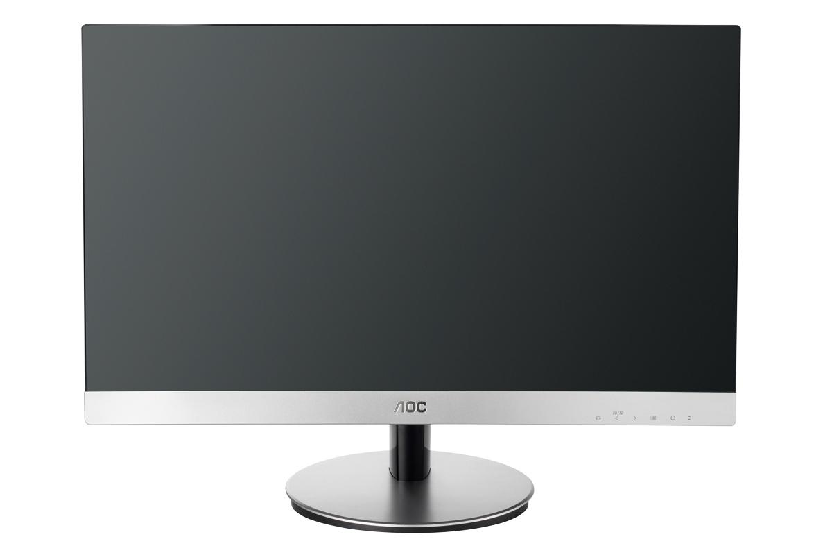 AOC LCD i2369Vm 23'',LED, IPS, 6ms,DC50mil:1,2xHDMI,DP,repro,1920x1080,s-č