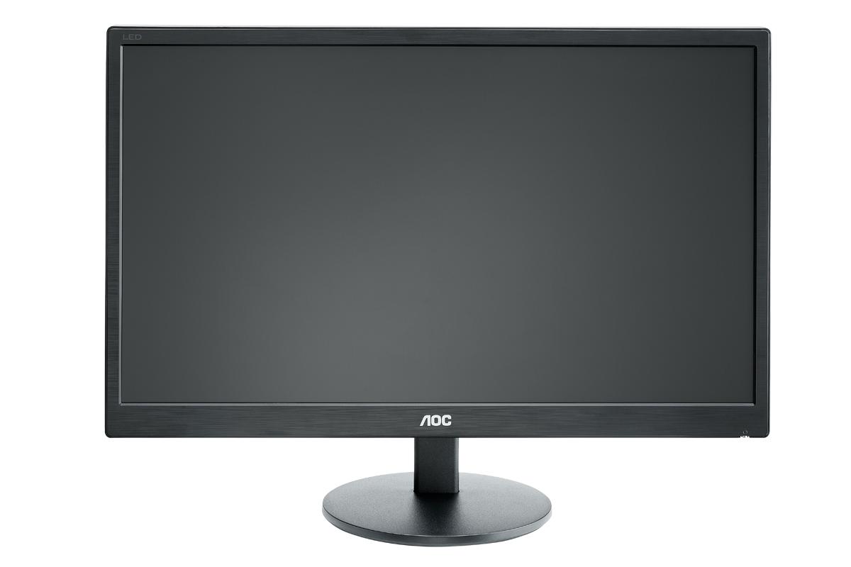 """AOC LCD E2470SWDA 23,6""""wide/1920x1080/5ms/20mil:1/DVI/LED/repro"""