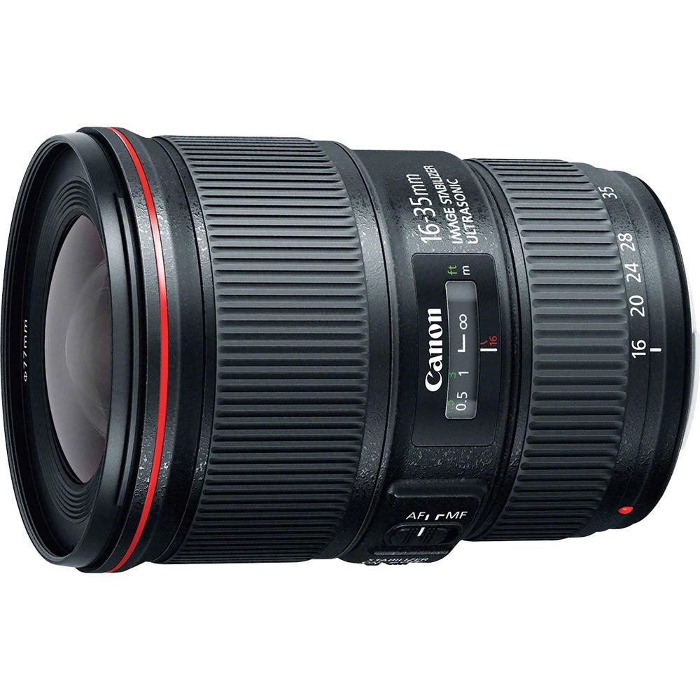 Canon EF 16-35mm f/4L IS USM - SELEKCE SIP