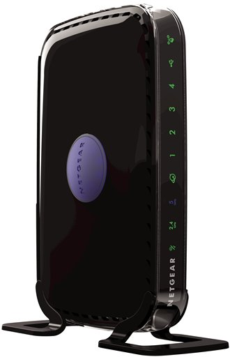 Netgear N600 Wireless Dual Band Router - WNDR3400