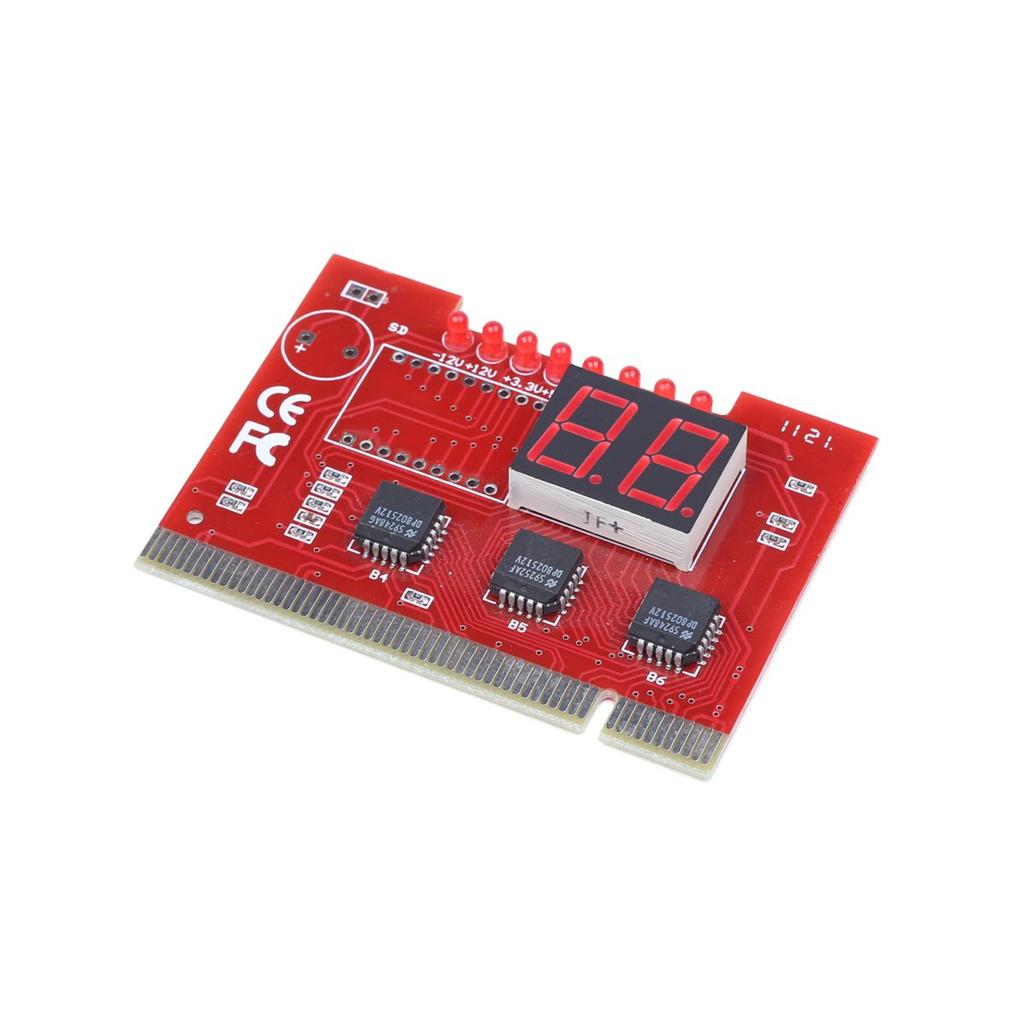 Gembird Tester základních desek PCI karta