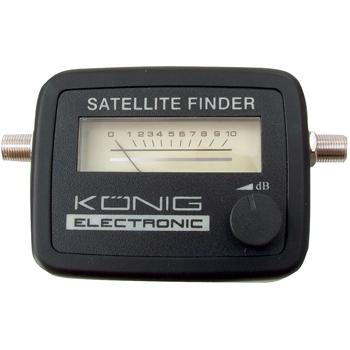 König SATFINDER - měřič úrovně satelitního signálu 950-2250MHz, 83dB