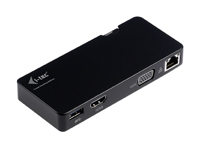 i-tec USB 3.0 Travel Docking Station Advance HDMI VGA