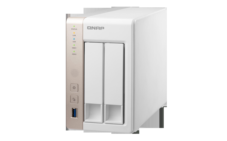 QNAP TS-251 (2,41GHz/1GB RAM/2xSATA/2GLAN/HDMI)