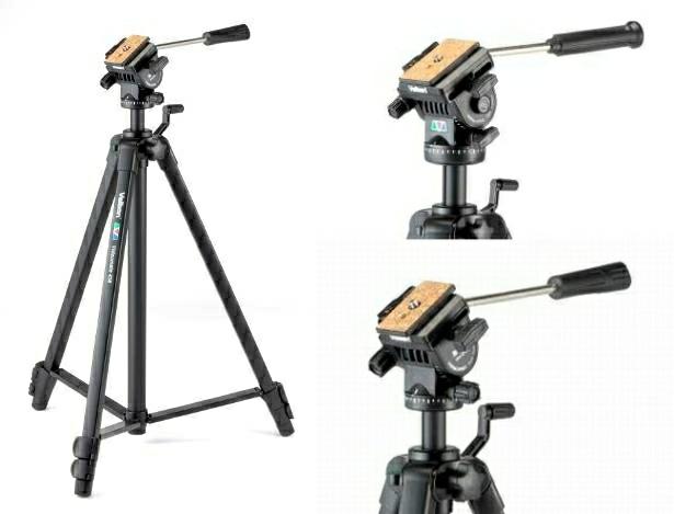 Velbon Videomate 538 včetně videohlavy PH-358 (QB-5RL)