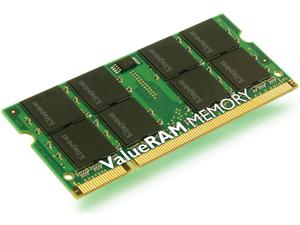KINGSTON SODIMM DDR2 1GB 800MHz Non ECC CL6