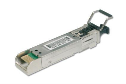 DIGITUS Professional mini GBIC (SFP) Module, 10Gbps, 0.3km