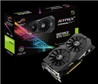 ASUS STRIX-GTX1050TI-4G-GAMING - 4GB GDDR5 (128 bit), HDMI, 2x DVI, DP