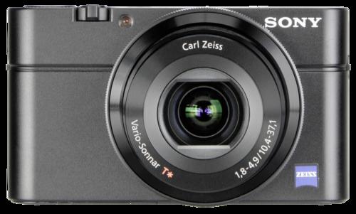 Fotoaparát Sony DSC-RX100 černý