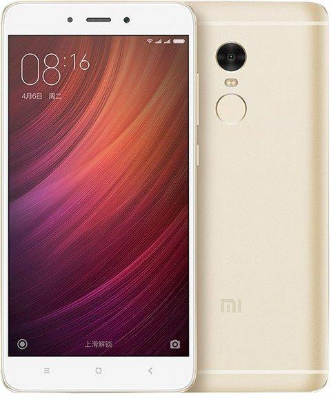 Xiaomi Redmi Note 4 (3GB/32GB), Gold