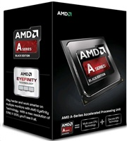 CPU AMD A8 X4 4-Core 7600 (Kaveri) 3.1GHz 4MB cache 65W socket FM2+, VGA Radeon R7, BOX