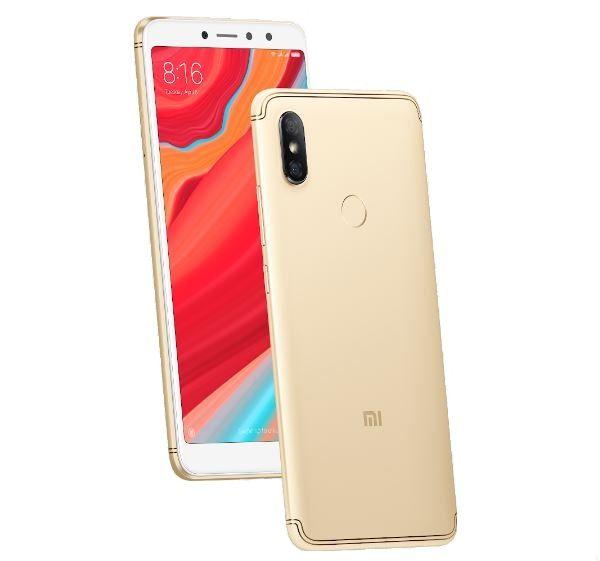 Xiaomi Redmi S2 Global Gold/5,99´´ 1440x720/2GHz OC/3GB/32GB/SD/2xSIM/FP/12MPx/3080mAh