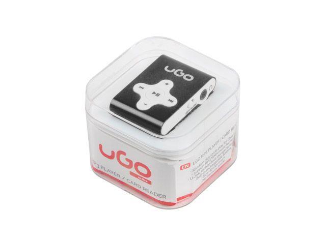 Natec UGO MP3 player UMP-1022 (Micro SD) Black