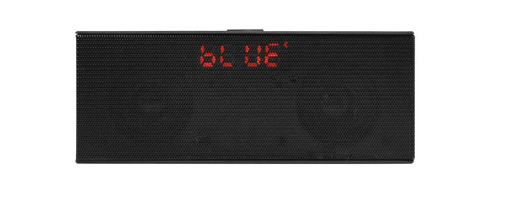 VAKOSS Bezdrátový Bluetooth reproduktor SP-B2833K 2 x 3W, USB, TF, FM, černý