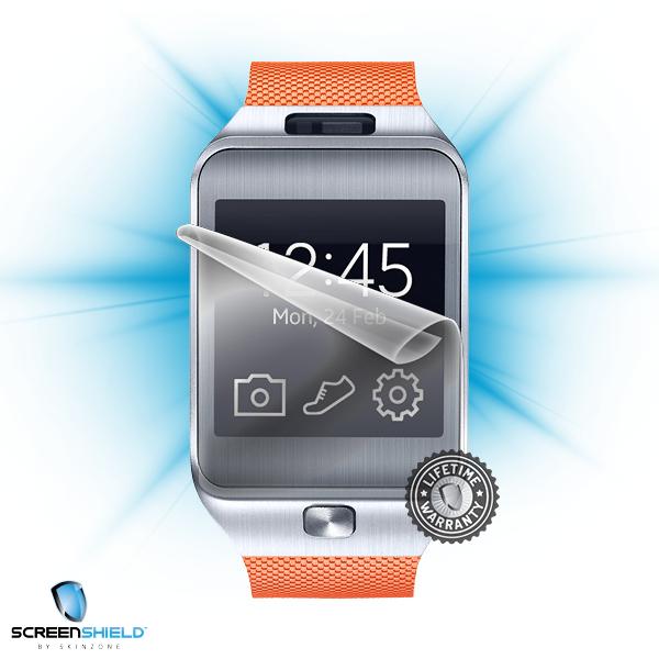 ScreenShield fólie na displej pro Samsung Galaxy Gear 2 R380