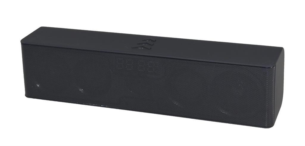 VAKOSS Bezdrátový Bluetooth reproduktor SP-2823BK 2 x 3W, USB, TF, FM, černý