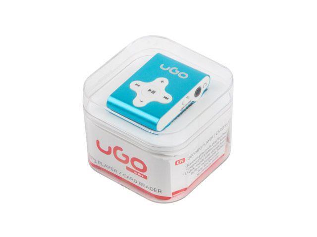 UGO MP3 player UMP-1021 (Micro SD) Blue