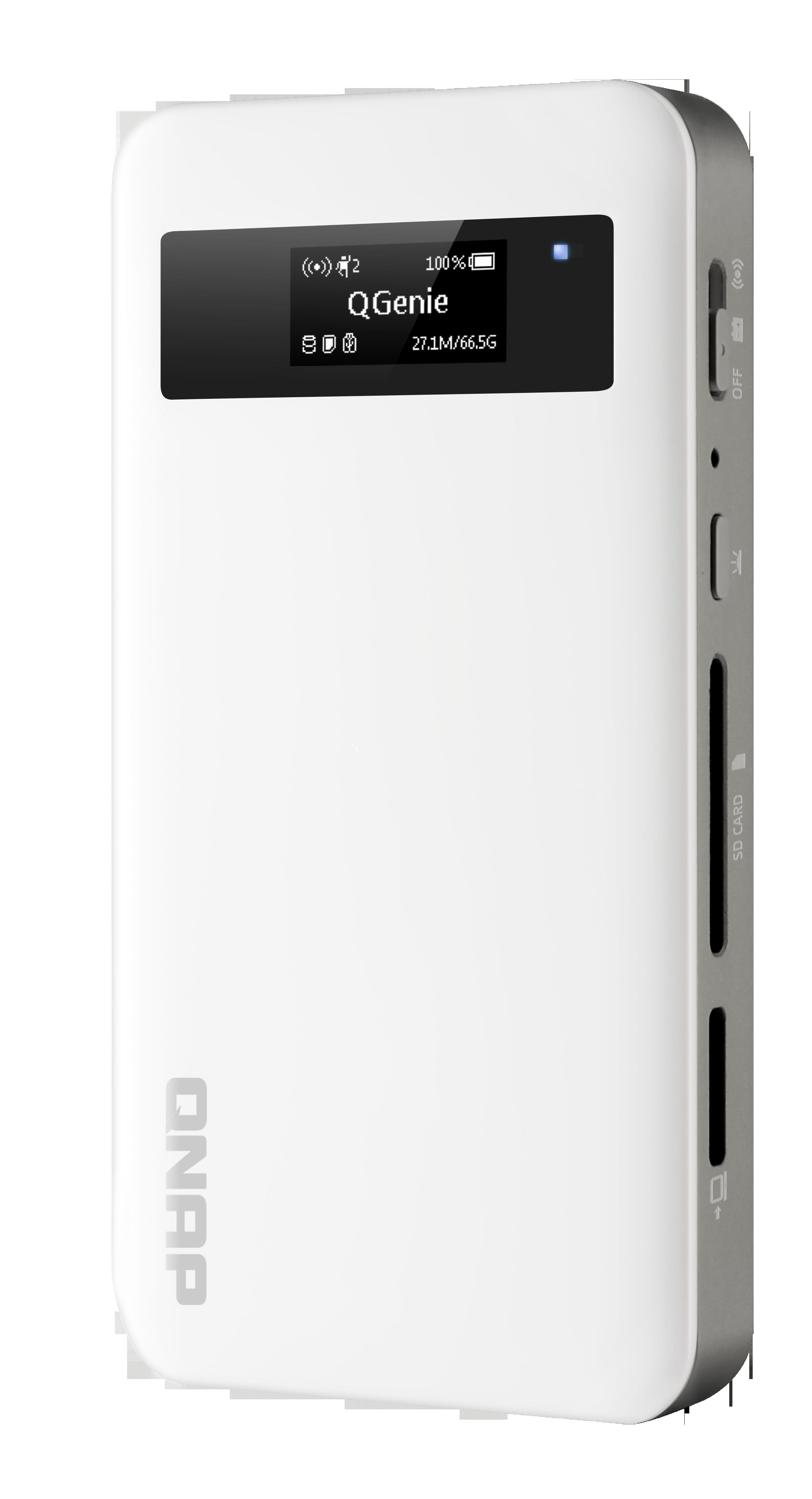 QNAP QGenie Mobile NAS