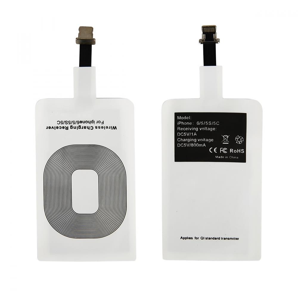 GT QI bezdrátová nabíječka pro iPhone 6/6s/5s/5