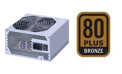 Fortron FSP350-60GHN 80PLUS BRONZE, bulk, 350W