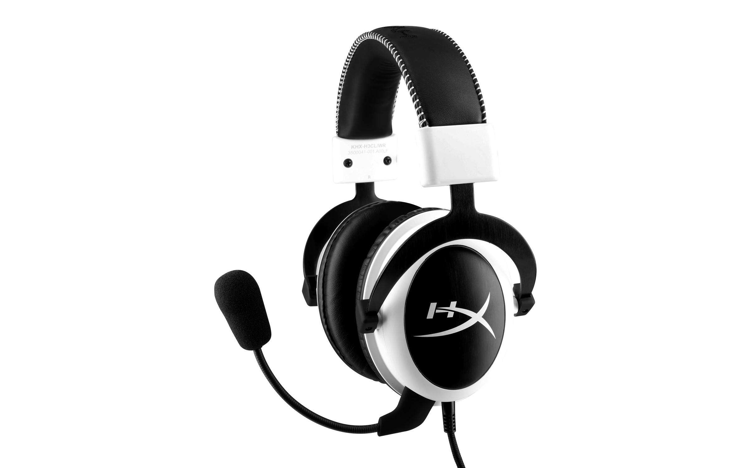 KINGSTON HyperX Cloud Gaming Headset - Bílý
