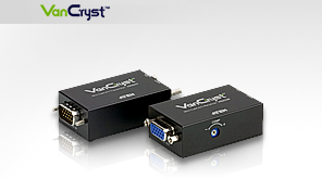 ATEN VE-022 audio/video VGA extender 150m