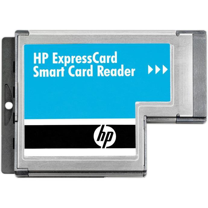 HP ExpressCard Smart Card Reader