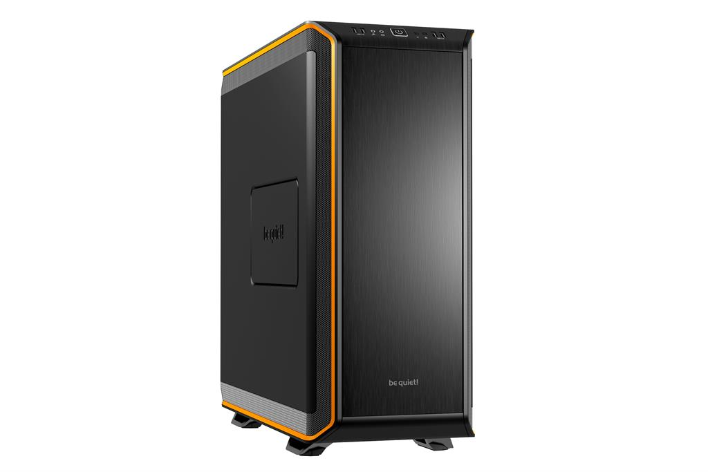 be quiet! Dark Base 900, orange, ATX, M-ATX, mini-ITX, E-ATX, XL-ATX case