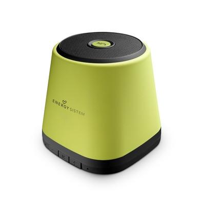ENERGY Music Box BZ1 Green, Bluetooth přenosný reproduktor, hands free