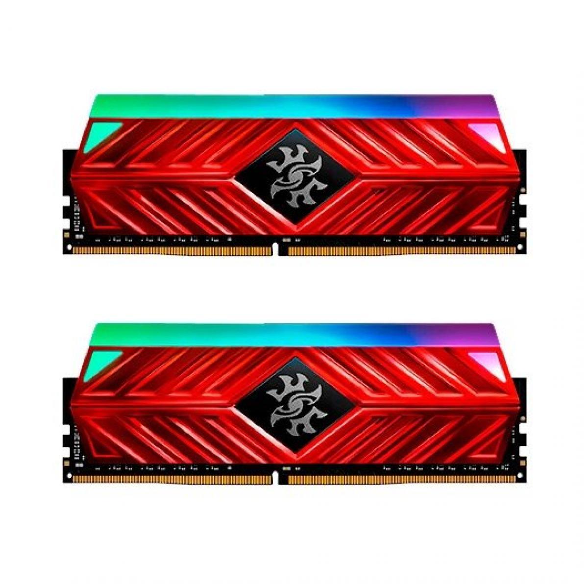 16GB DDR4-3000MHz ADATA XPG D41 RGB CL16, 2x8GB