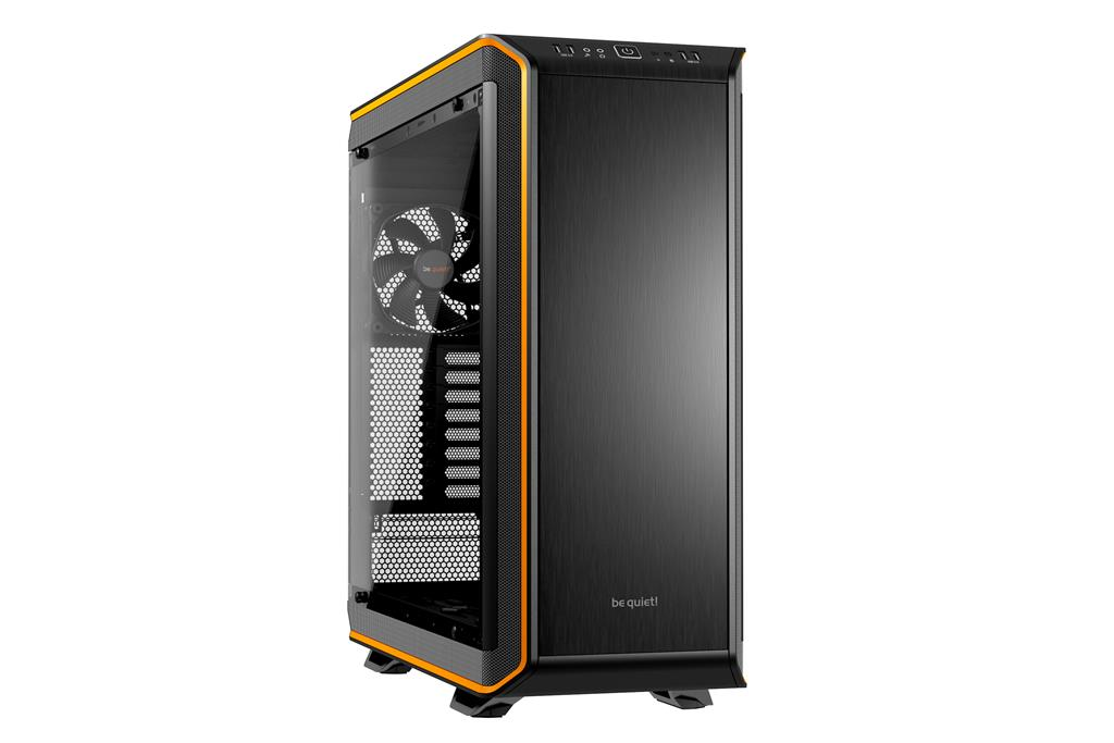 be quiet! Dark Base PRO 900, orange, ATX, M-ATX, mini-ITX, E-ATX, XL-ATX case