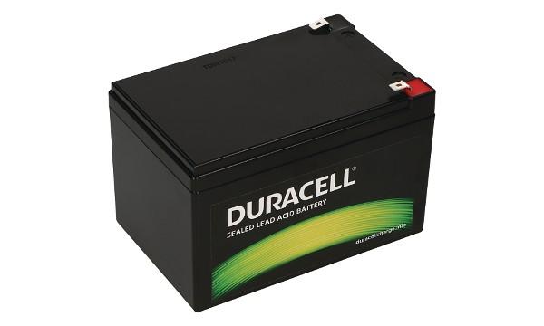 Duracell DR12-12 12V 12Ah VRLA Baterie F2