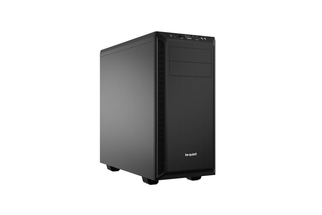 be quiet! Pure Base 600, black, ATX, M-ATX, mini-ITX case