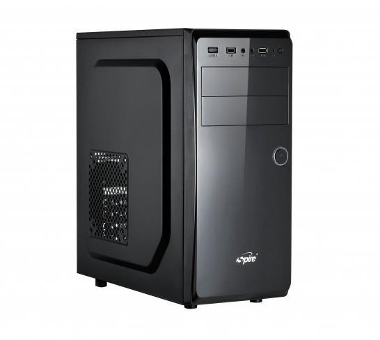Spire PC skříň ATX Supreme 1615, bez zdroje, černá