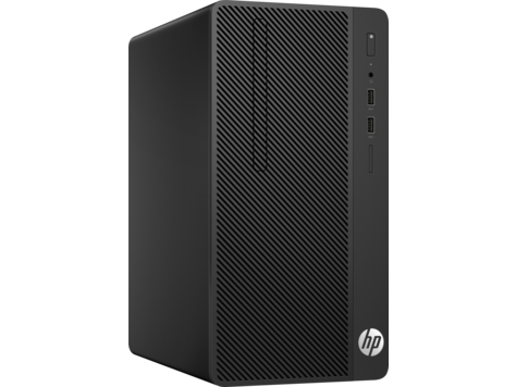 HP 290 G1 MT i3-7100 4GB 500GB DVD Win10 Pro 64 klávesnice EN + myš