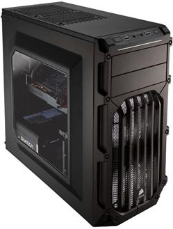 Corsair PC skříň Carbide Series™ SPEC-03 WHITE LED Mid-Tower, větrák 120mm