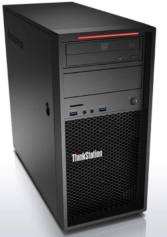 ThinkStation P300 TWR/E3-1220/4G/1T/DVD/NV/7P+8.1P
