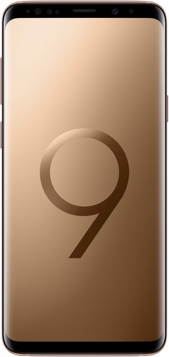 Samsung Galaxy S9+ SM-G965 256GB Dual Sim, Gold