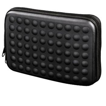 Hama pouzdro Dots 7'' (17,8 cm), černé