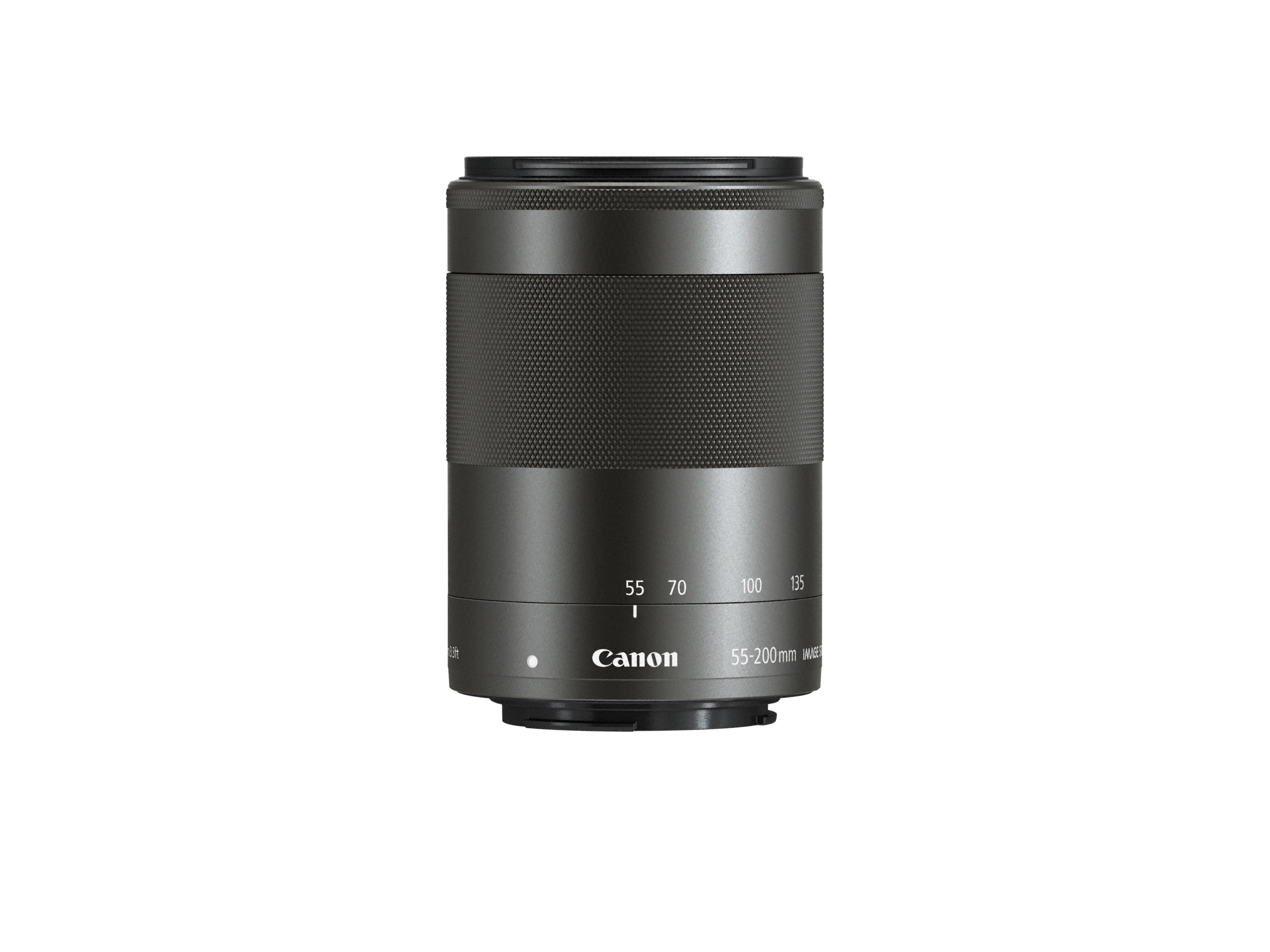 Canon EF-M 55-200mm f/4.5-6.3 IS STM - SELEKCE SIP