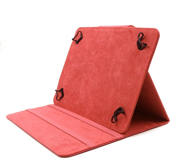 """C-TECH PROTECT pouzdro univerzální pro 9,7""""-10,1"""" tablety, FlexGrip, NUTC-04, červené"""