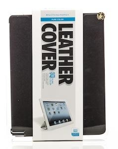 Remax pouzdro na iPad 2/3/4 černé