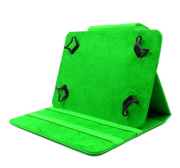 """C-TECH PROTECT pouzdro univerzální pro 7""""-7,85"""" tablety, FlexGrip, NUTC-01, zelené"""