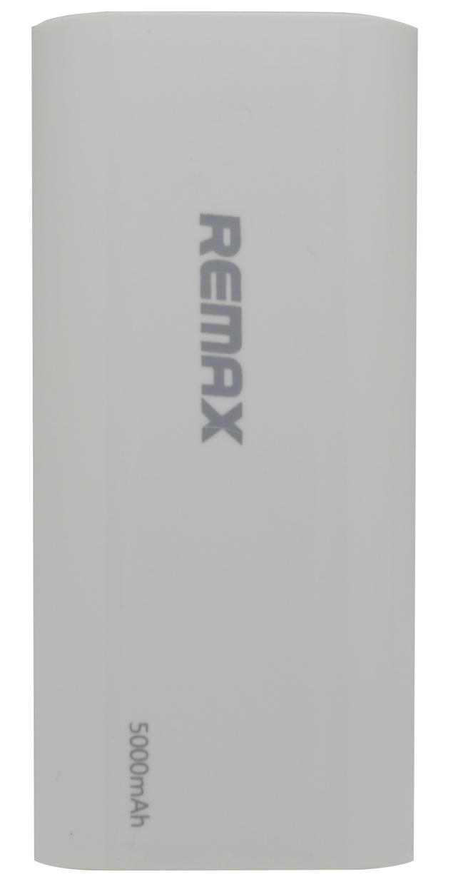REMAX PowerBank 5 000 mAh plastic, WHITE
