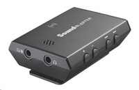 CREATIVE Sound Blaster E3, zesilovač sluchátek (externí zvukovka), microUSB, konektor 3.5mm, NFC, Bluetooth