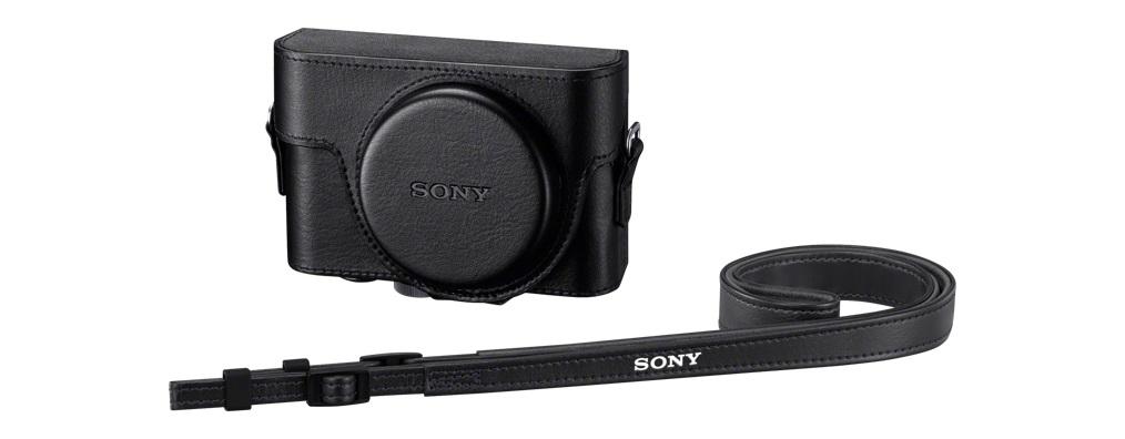 SONY LCJ-RXF Ochranné obalové pouzdro pro fotoaparát Cyber-shot™ RX100/RX100 II/RX100 III