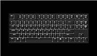 CM STORM mechanická klávesnice Quickfire Rapid - i , US verze, USB, brown switch, black, LED podsvícení